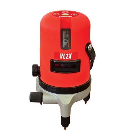 Лазерный нивелир Vorhut VL2X 34-202 на 2 плоскости
