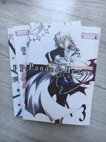 "Manga ""pandora hearts"""