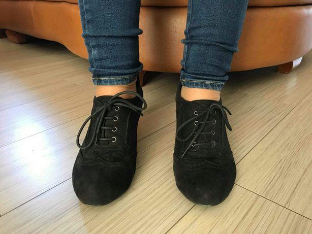 Sapatos Pretos P/ Mulher Maripaz