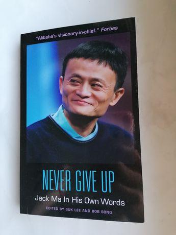 Jack Ma Never give up