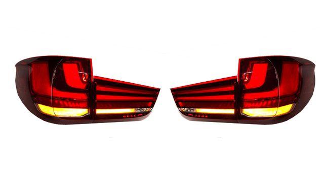 BMW F15 F85 X5 - lampy tył USA dostosowane do EU - Adaptacja