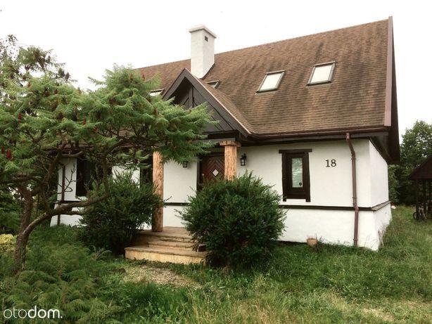 Dom - Dworek Polski, z ogrodem i garażem