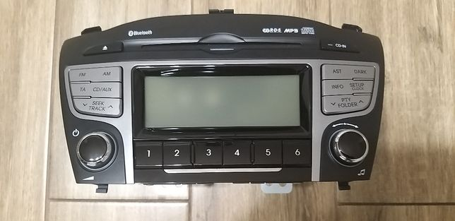 HYUNDAI IX35 Radio Oryginalne Mp3