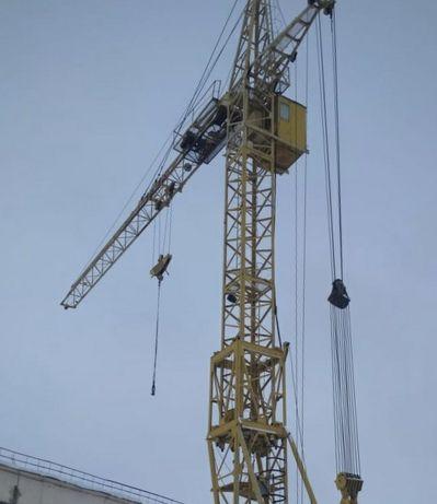 Продажа крана башенного КБ 308 с документами и частичным НДС