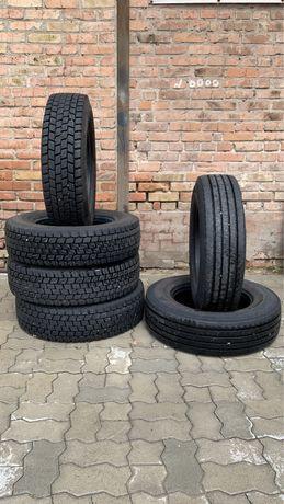 Автошини Резина колеса 17.5 Hankook 215/75R17.5