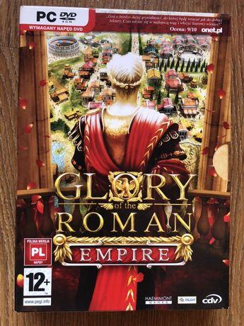 Glory of the Roman Empire polska wersja językowa
