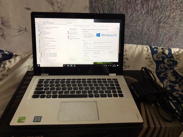 Ультрабук-трансформер Lenovo Yoga 700-14isk i5 940m 8GB SSD