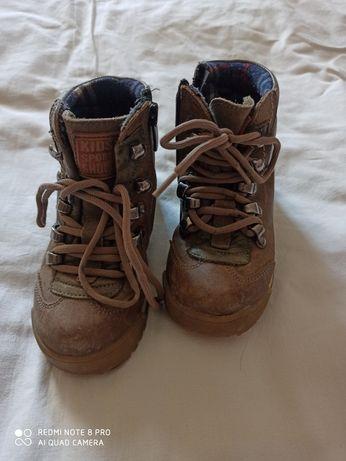 Демисезонные ботинки kemal pafi orthopedic