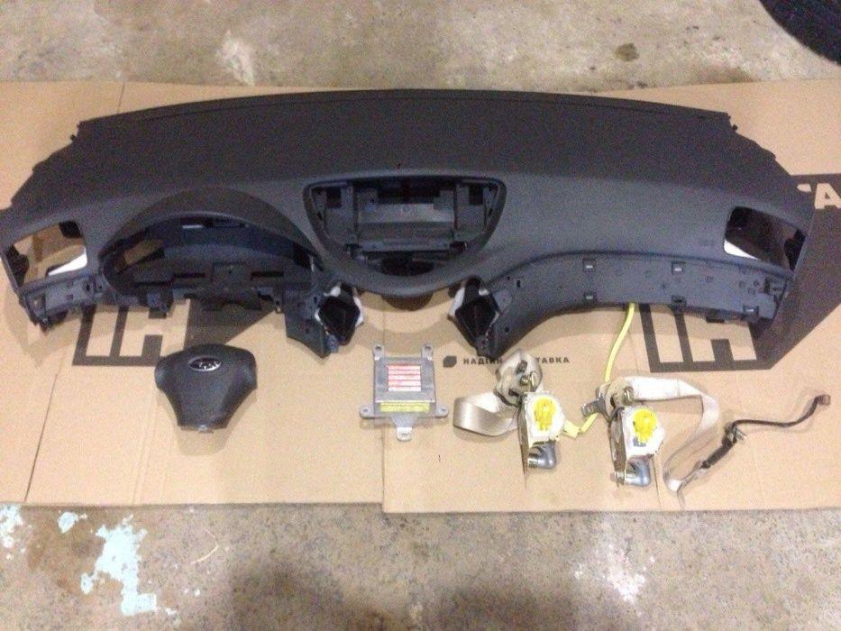 Безопасность торпедо Airbag Subaru Tribeca
