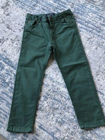 Зеленые джинсы mayoral 104