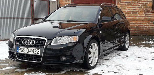 Sprzedam piękne Audi A4B7 2x s-line