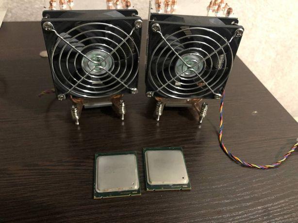Процессоры Intel® Xeon® E5-2670 2Х