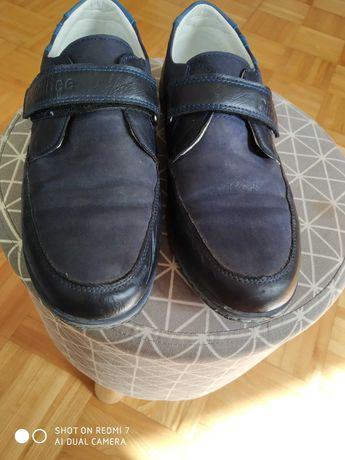 Buty chłopięce-komunia, roz37