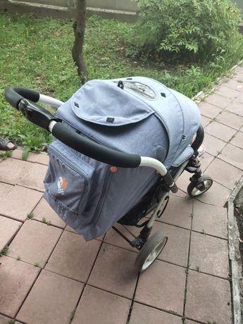 Прогулянкова коляска Adamex Quatro Monza
