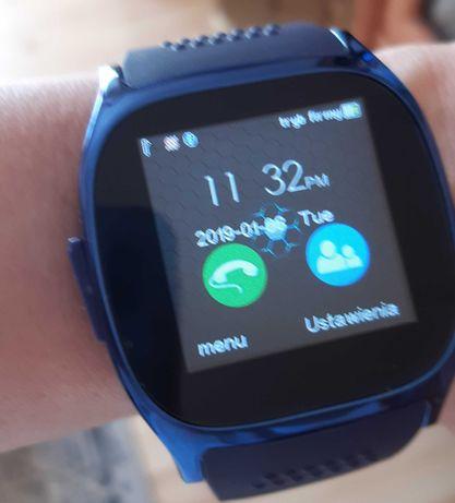 Smartwatch nowy dotykowy