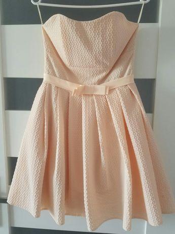Piekna sukienka princeska