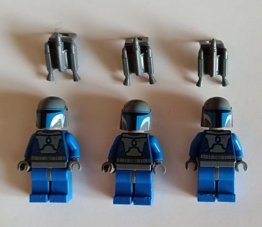 LEGO Star Wars Mandalorian Figurki