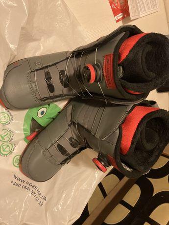 Ботинки сноубордические, для сноуборда