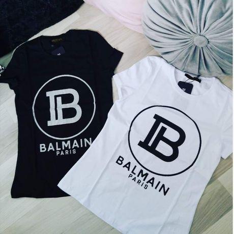 Damski T-shirt Balmain