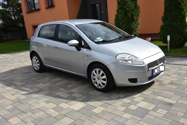 Fiat Grande Punto#2008r#1.4 benzyna#114 tys#KLIMA#Elektryka#Piękny !