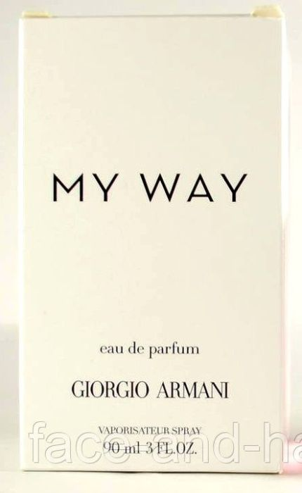 Продам оригинал жеский парфюм GIORGIO ARMANI MY WAY Джорджио Армани Харьков - изображение 1