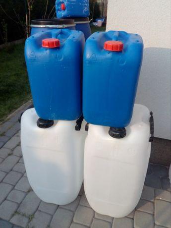 kanister beczka zbiornik pojemnik bańka baniak 25 litrów