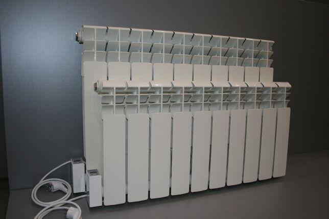 радиатор электрический 8 секций 650 ват
