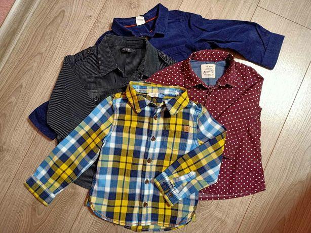 Рубашка на мальчика 1,5-2 года