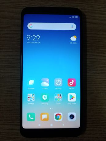 Smartfon Xiaomi Redmi 5 plus