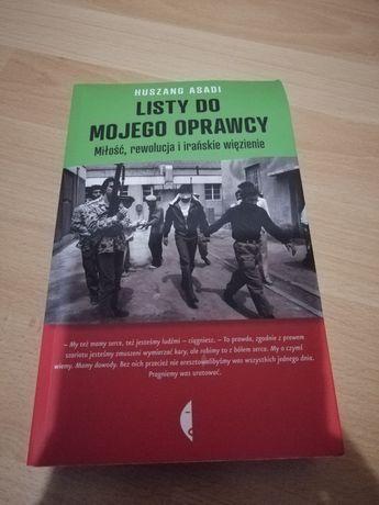 Literatura faktu Listy do mojego oprawcy.