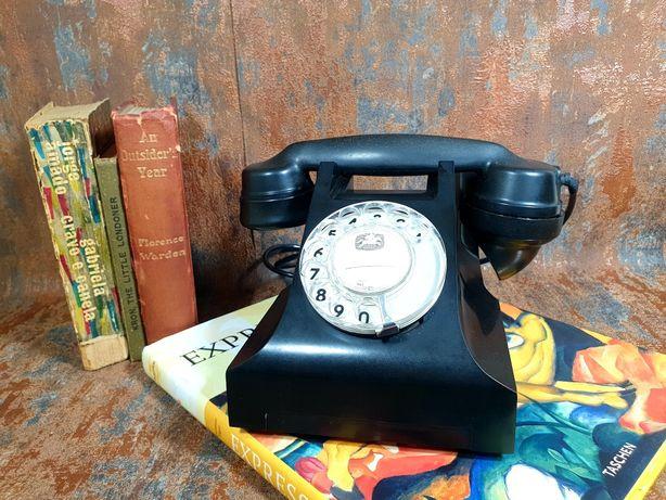 Telefone Antigo em Baquelite ano 1960
