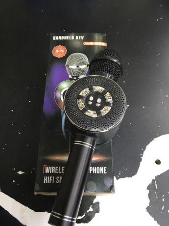 Портативный Bluetooth микрофон