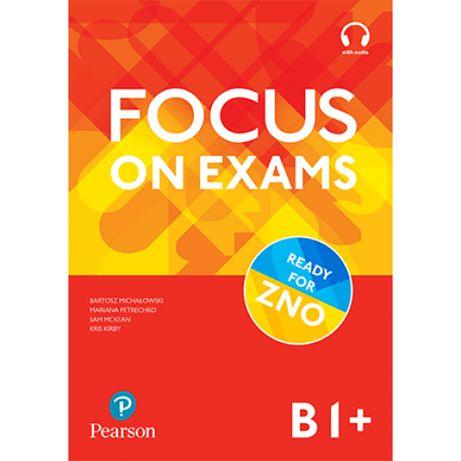 Focus on exams b1 +відповіді - PDF + аудіо