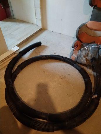 Elastyczna rura spalinowa do kotla i kolano recom