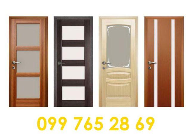 Входные и межкомнатные двери «под ключ»