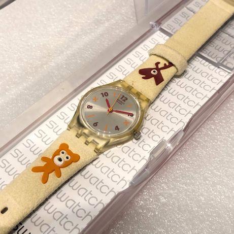 Relógio Swatch LK275, Novo, Nunca Usado na caixa
