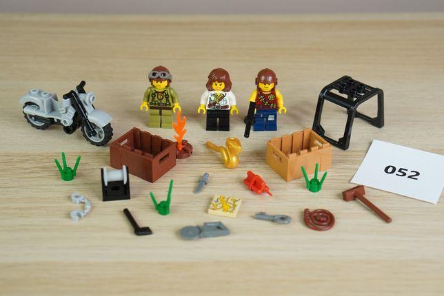 Lego #052 - Dino - Złota Kobra - Akcesoria - WYPRZEDAŻ KOLEKCJI