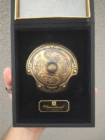 Dota 2 The Collector's Aegis of Champions 2015