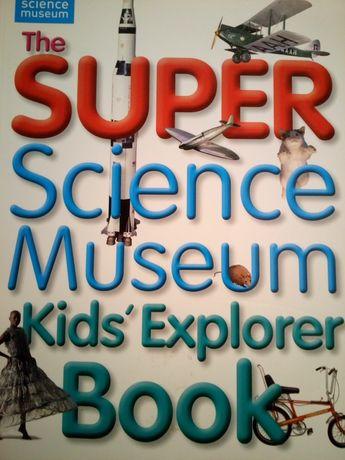 The super science museum kid's Explorer book