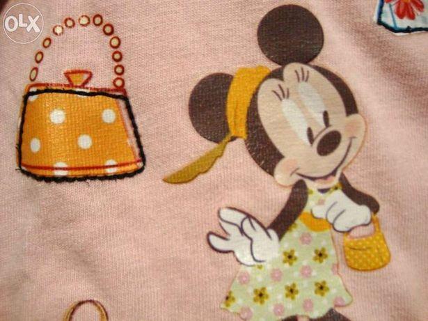 Camisola Disney com a Minnie