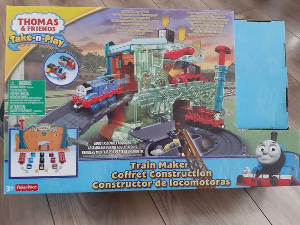 Fabryka lokomotyw Tomek i Przyjaciele