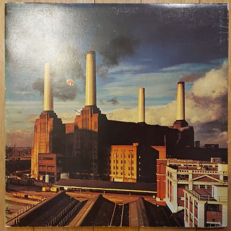 Pink Floyd, Animals, UK, 23 Jan 1977, bdb- (EX-/EX+)