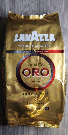 ШАРА!Кофе в зёрнах Lavazza Oro crema лавацца кава крема Росса арабика