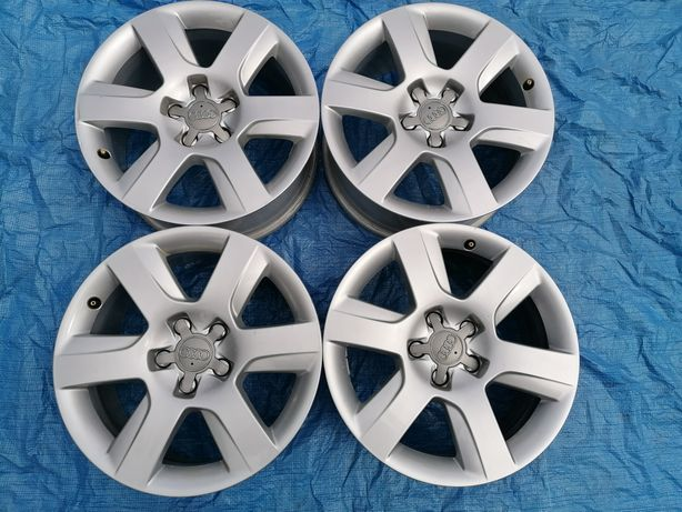 Felgi aluminiowe 17 5x112 oryginalne S-line Audi A4 A6 A3 A8 Q3 Q5