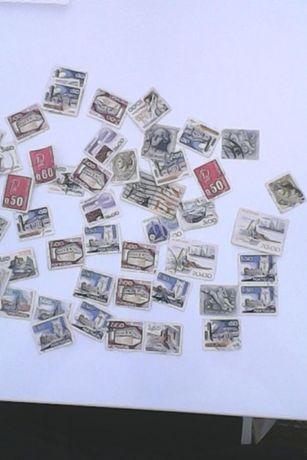 Vende-se selos antigos