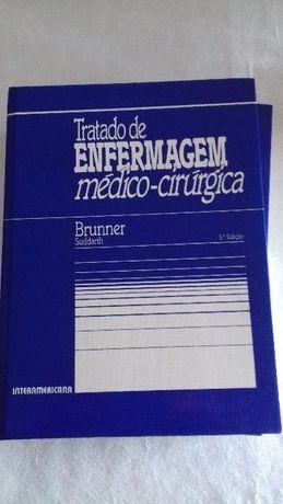 Tratado de Enfermagem Brunner 5a edição