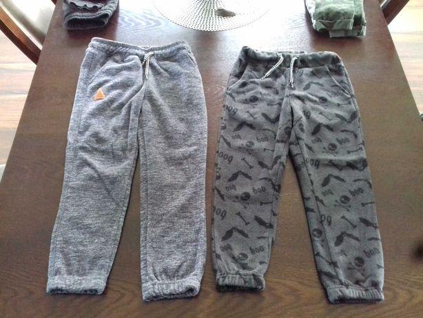 Spodnie polarowe cool club r 116 i 122