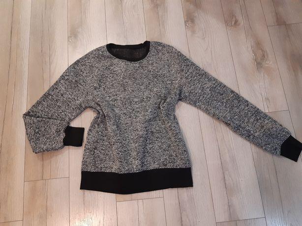 Ciepły sweter XL