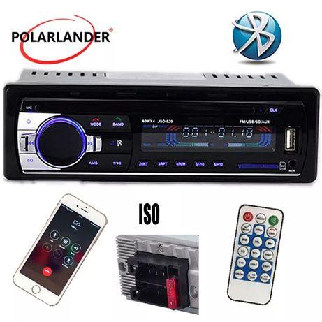 Auto Radio Bluetooth Mãos Livres etc
