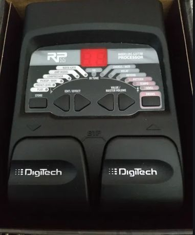 Гитарный процессор Digitech RP55
